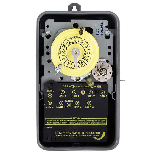 Photocell Wiring Diagram On Intermatic Time Clock Wiring Diagram