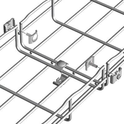 Cablofil SWKEZ Zinc Electroplated Carbon Steel Splice