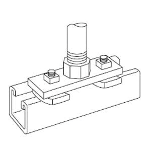 Thomas & Betts G976 Connector Malleable Iron For Surface