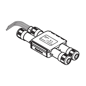 Pentair RAYCLIC-PT Powered Tee And End Seal Kit Raychem
