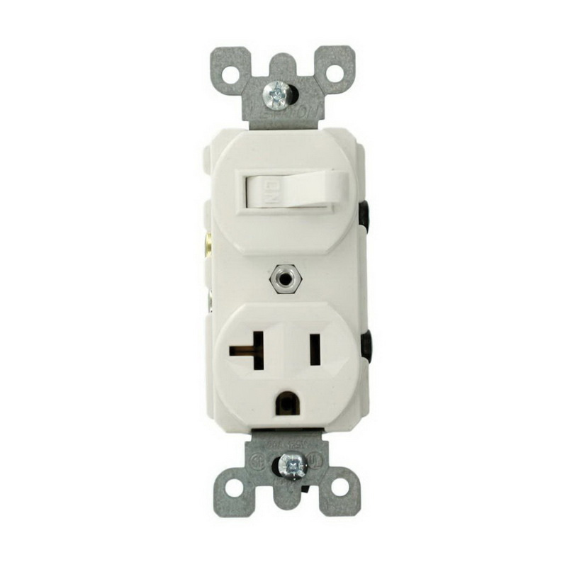 Wiring A Single Switched Outlet