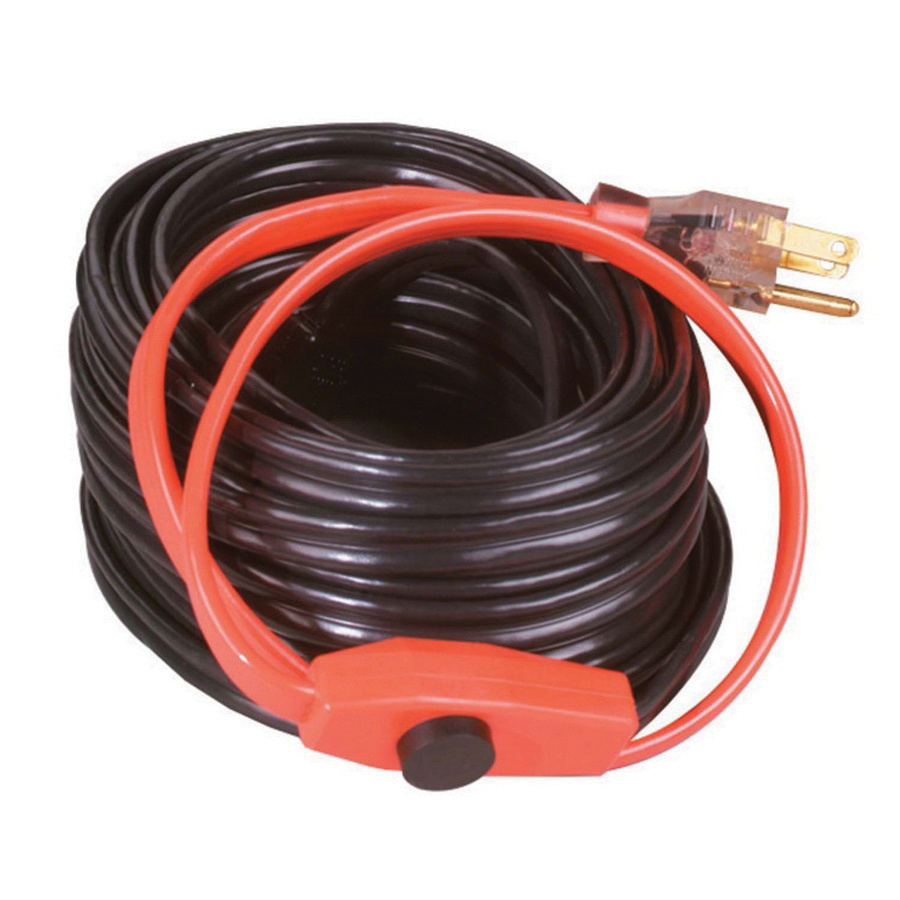 hight resolution of emerson ahb 112a electric pipe freeze protection cable 120 volt 0 7 amp 84 watt 12