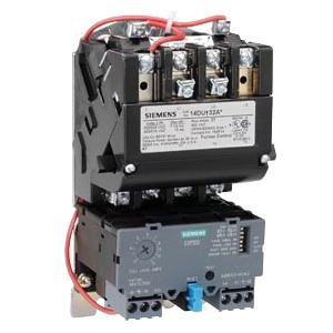 Motor Starter Coil Voltage