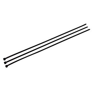 3M CT15BK120-C Nylon 6/6 Standard Light Heavy-Duty Cable