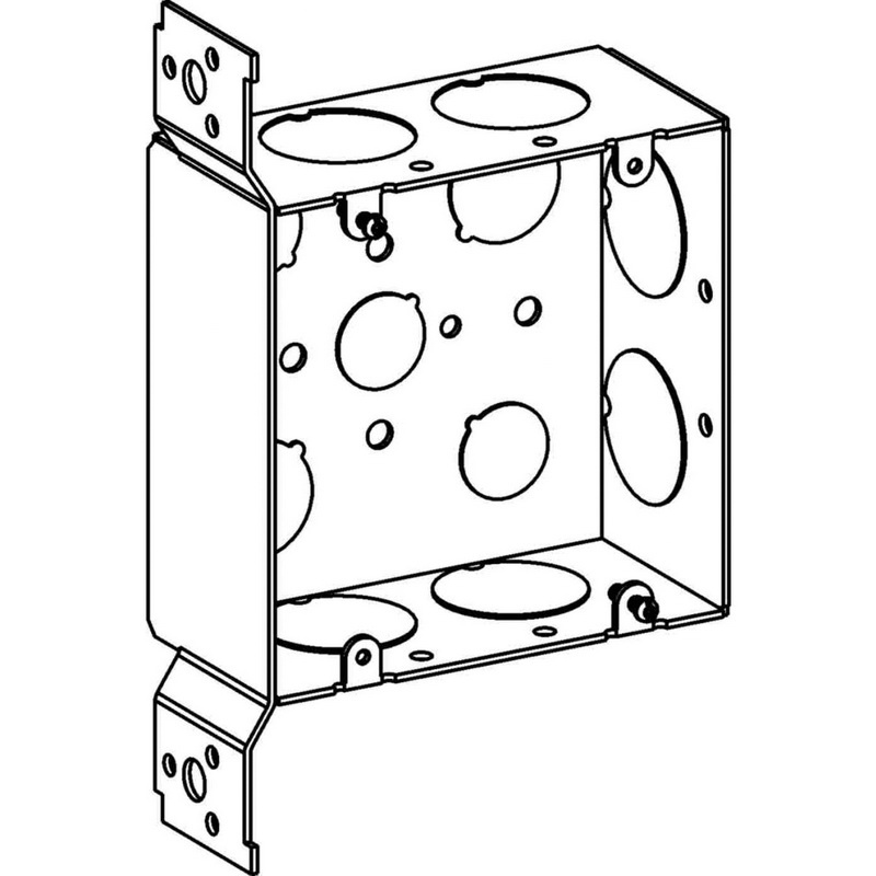 Orbit Industries 5SDB-100-FB Galvanized 16 Gauge Sheet