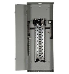 murray lw4040b1200 1 phase 3 wire main breaker load center 40 circuits 120 [ 1000 x 1000 Pixel ]