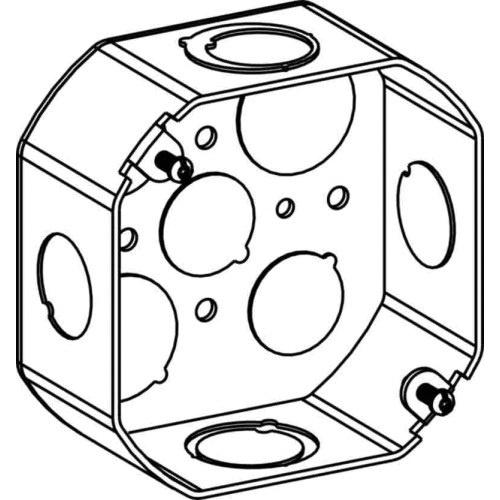 Orbit Industries 4RB-MKO Galvanized 16 Gauge Sheet Steel