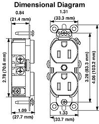 Leviton 5362-ST Industrial/Specification Grade Heavy-Duty