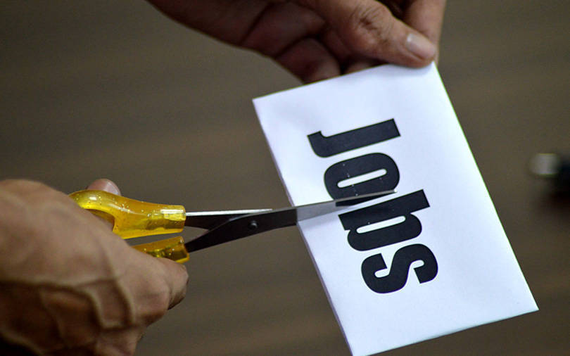 Jobs In Manufacturing Loses 1lakh Jobs-Telugu Business News Today-12/07
