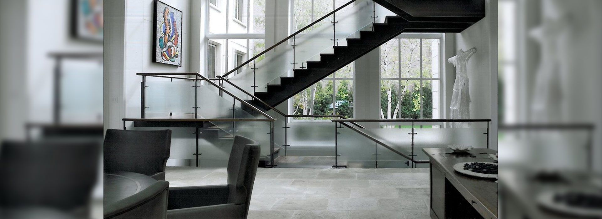 Glass Handrail Systems Residential Glass Anchor Ventana Glass   Glass Banister Near Me   Floating Staircase   Interior Railings   Interior Stairs   Spiral Staircase   Frameless Glass