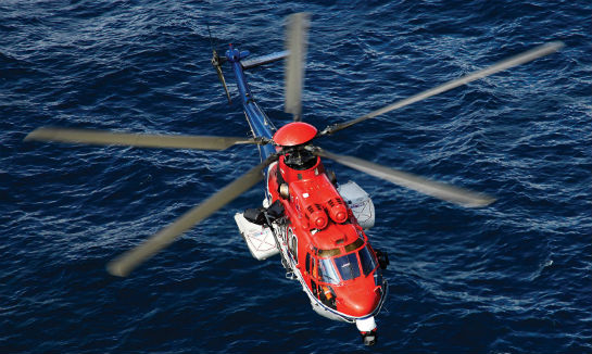 The fatal crash of the CHC Helicopter-operated Airbus Helicopters H225 off the coast of Norway sent tremors across the global helicopter industry. Thirteen people were killed after the aircraft's main rotor head and mast detached in flight. CHC Photo