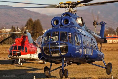 Tech-Mont Helicopter company