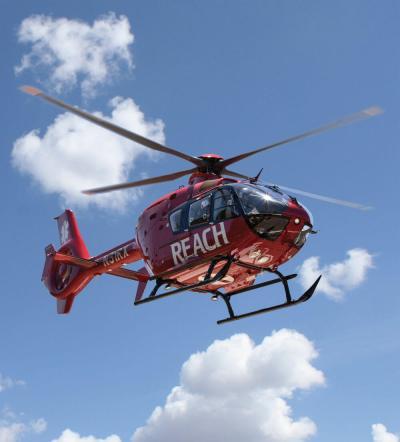 REACH EC135 Aircraft