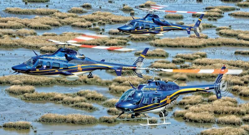 Law enforcement aviation is complex in many ways, which creates a steep learning curve for commanding officers with no previous aviation experience. Mike Reyno Photo
