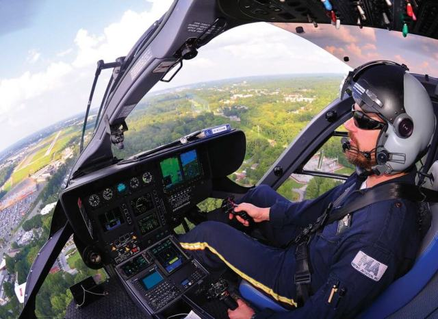 Helicopter air ambulance operator Metro Aviation was an early adopter of FDM, and its president and CEO, Mike Stanberry, has invested millions of dollars in improving FDM technology. Dan Megna Photo