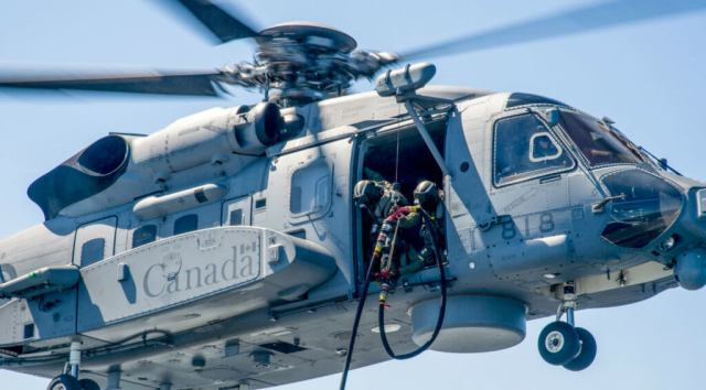 Allan also said that both Cyclone manufacturer Sikorsky and BAE, which built the helicopter's flight control system, are
