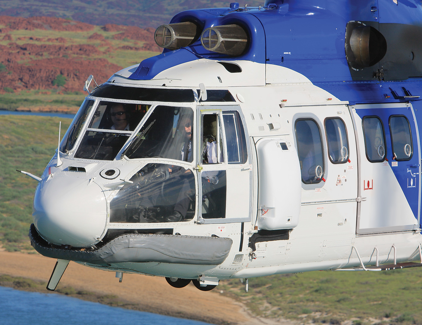 Universal Avionics' contract to retrofit Airbus AS332L/L1 helicopters is the latest example of the company's growing presence in the rotorcraft market.
