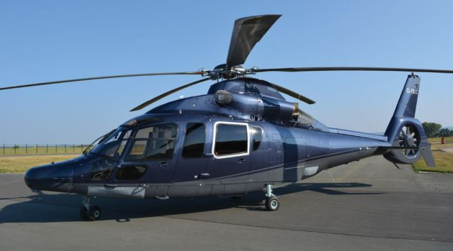 Airglaze Aviation has a long list of high-profile clients who benefit from its unique protective coatings, which keep helicopters looking their very best.