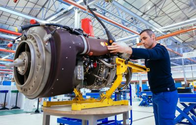 This contract will provide maintenance, repair and overhaul for this engine fleet and will be managed by Safran Helicopter Engines Germany. Safran Photo