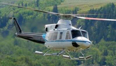 The helicopter will be leased to and operated by another leading Asian operator for a long-term offshore oil-and-gas contract. ASG Photo