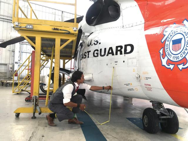 The company makes custom aircraft maintenance stands, fall protection platforms, access platforms, hangar equipment and specialty tooling, and has quickly gathered an impressive list of clients.