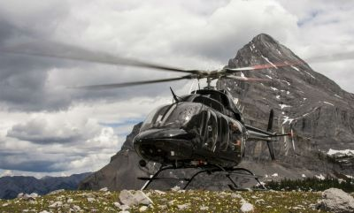 Powered by the next generation Honeywell HTS900 engine, the Eagle 407HP redefines the capabilities of a utility helicopter.