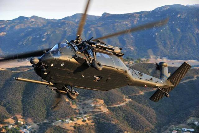In early July, Helinet Aviation took delivery of a Sikorsky UH-60A that will become the world's first Black Hawk to be dedicated to film and TV production work.