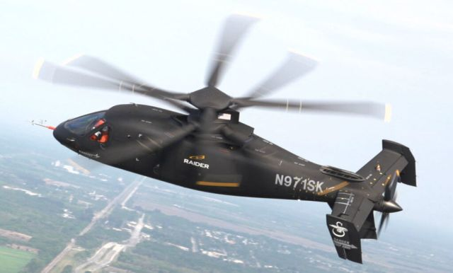The 11,400-pound (5,170-kilogram) aircraft, which has a cruise speed of up to 240 knots, began flight tests in May 2015. Sikorsky Photo