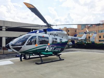 West Michigan Air Care's EC145e has proven its capabilities as a viable aircraft for several air medical programs.