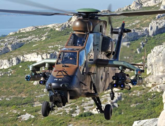 The Tiger HAD is Airbus Helicopters' multi-role attack helicopter. It is designed to perform armed reconnaissance, air or ground escort, air-to-air combat, ground firing support, destruction, and anti-tank warfare.