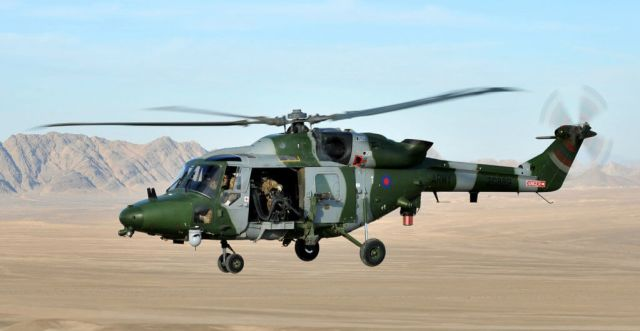 The Lynx has been in service for 40 years, and after serving as a primary battlefield utility helicopter, it will be replaced by the Wildcat. Wikimedia Commons Photo