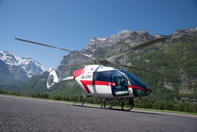 MSH will be at Heli-Expo 2018 to present the second prototype of its SH09 helicopter. MSH Photo