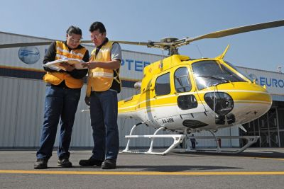 Some 85 percent of helicopter accidents have been shown to be due to operational causes. To address this, Airbus Helicopters actively works with operators and authorities to reduce accident rates.