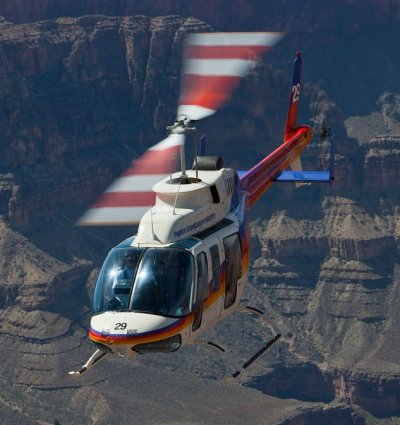 Papillon operates 80 fixed and rotary-wing aircraft. Its entire fleet of Papillon Grand Canyon Helicopters and Grand Canyon Scenic Airlines will receive the Ramco Aviation Suite V5.8.