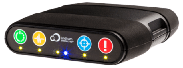 RockAIR is a portable glare shield mounted device providing global communication for aircraft. Fully tested to DO160G standards, the RockAIR offers high-resolution tracking, two-way messaging and user-defined forms across both satellite and cellular networks.