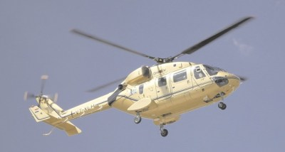 ALH-Dhruv is envisaged to have potential demands in domestic as well as foreign markets due to its flexibility of configuration for different roles. HAL Photo
