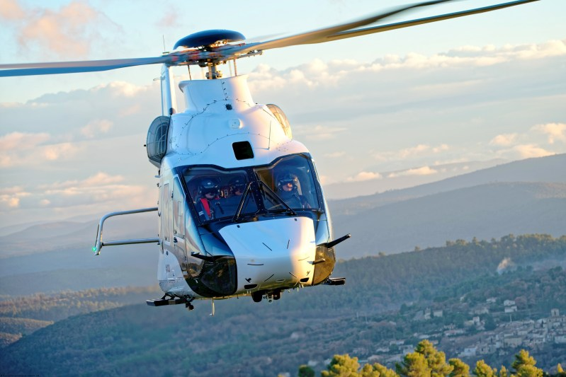 Following HAI Heli-Expo 2018, Airbus Helicopters is taking the H160 on a three-month demonstration and test tour of the United States. Airbus Helicopters Photo