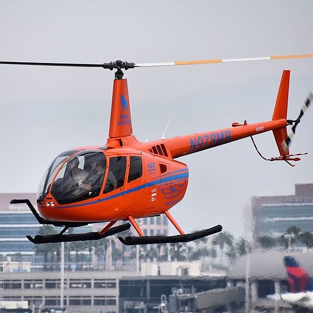 Rogue Aviation invests in its certified flight instructors by providing ongoing training both within the company and by bringing in some of the top helicopter safety experts in the world. Rogue Aviation Photo