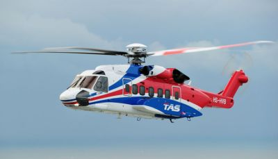 Thai Aviation Services S-92 helicopter aircrews will now train at the CAE Brunei MPTC