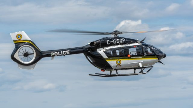 Sûreté du Québec Airbus H145