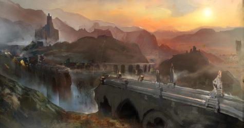 Dragon Age: Inquisition concept art shows diverse landscapes VG247