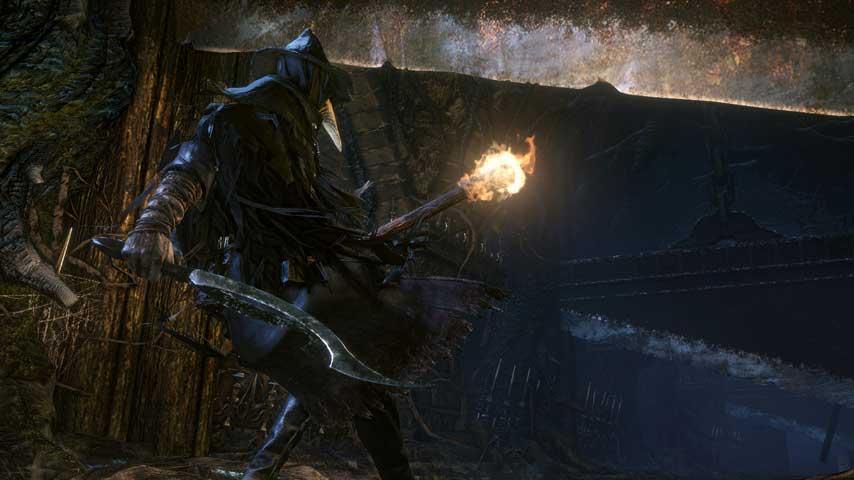 bloodborne guide chalice dungeon