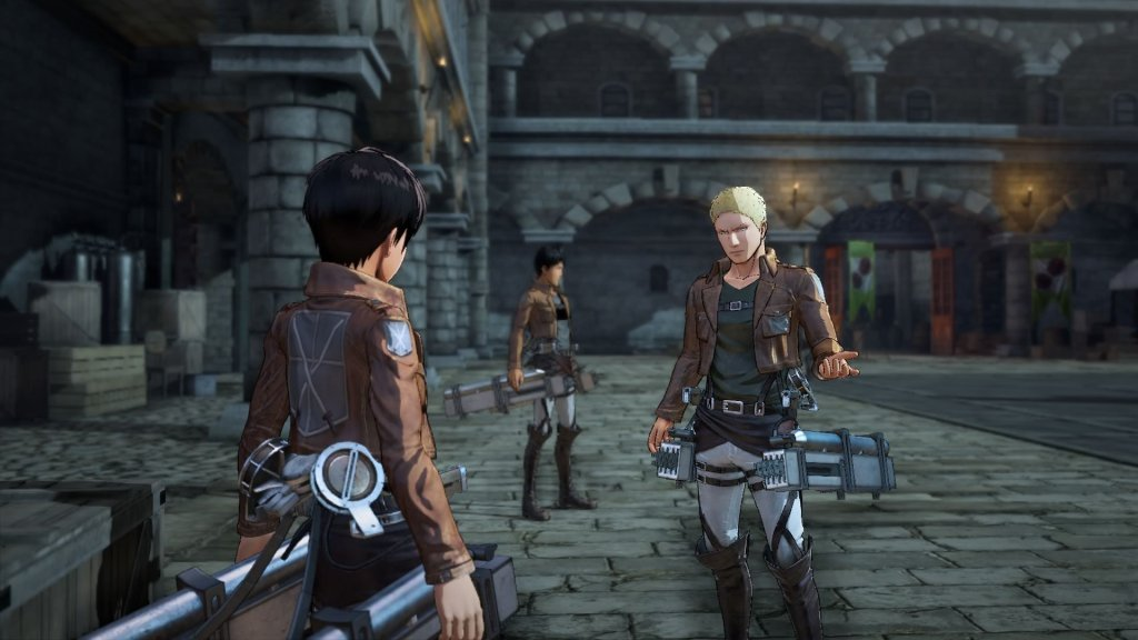 Image result for aot 2 gameplay