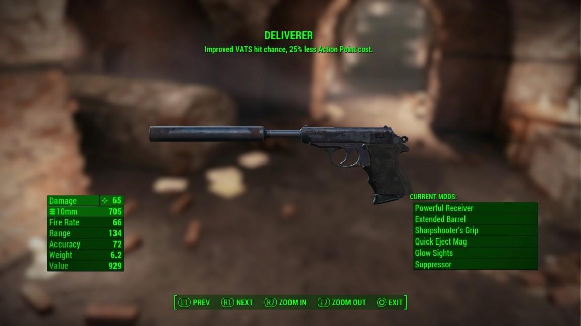 Quais são e onde achar algumas das armas mais letais de Fallout 4!
