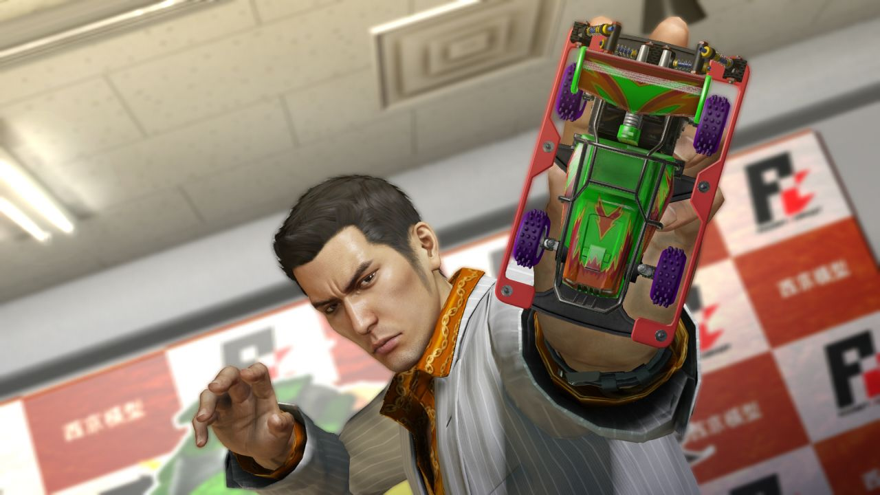 Yakuza 3 PS4 remaster may be on its way to the West - Angle News