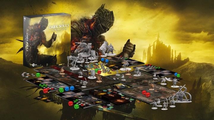 Bildergebnis für dark souls board game