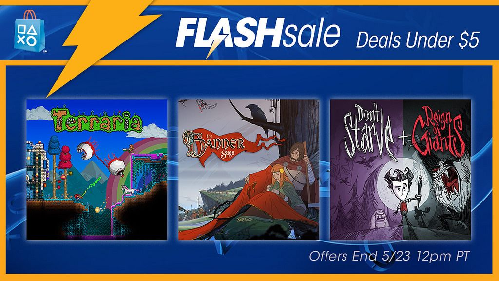 ps store flash sale