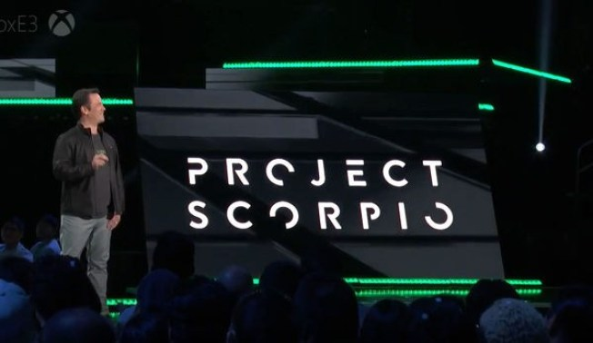 Image result for project scorpio