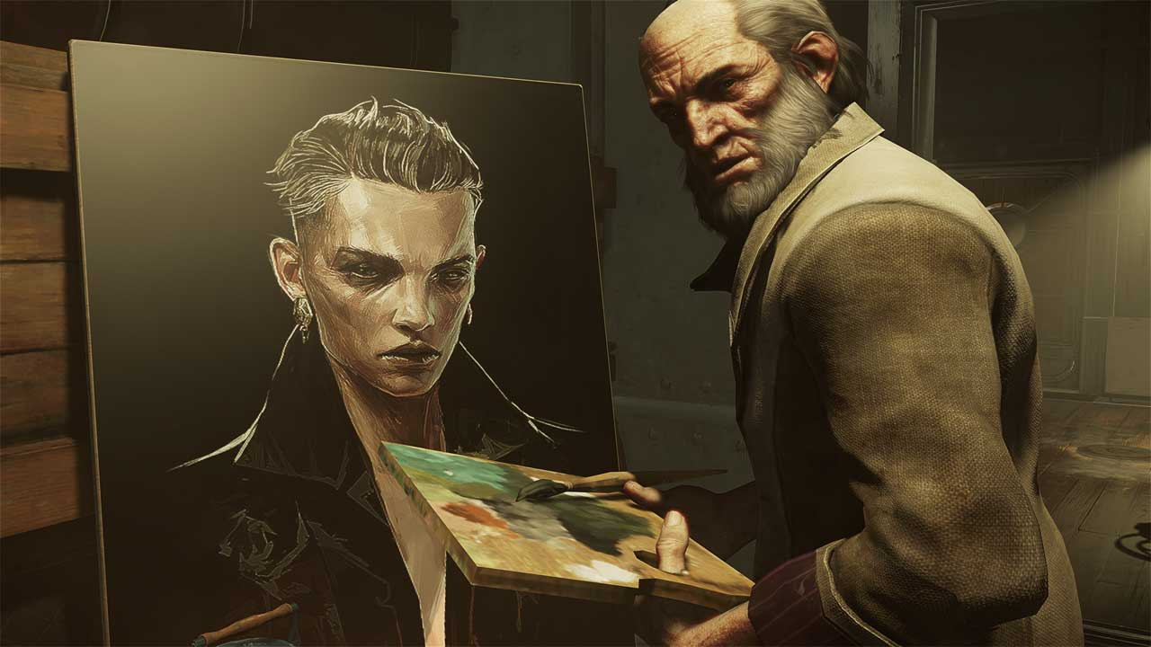 dishonored 2 painting locations