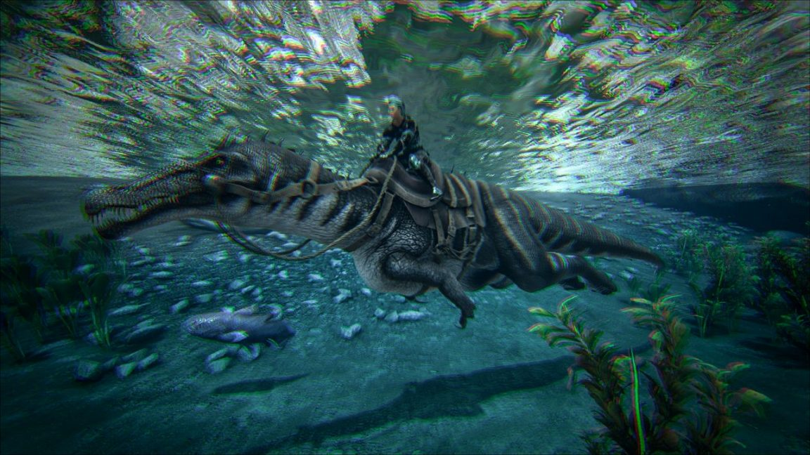 ark survival evolved has